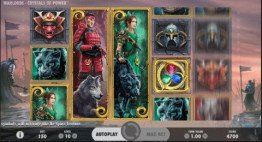 Warlords: Crystals of Power stablet