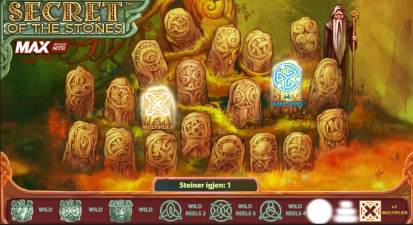 Secret of the Stones (MAX) Free Spins