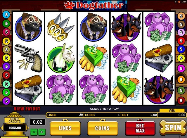 The Dogfather (Microgaming)