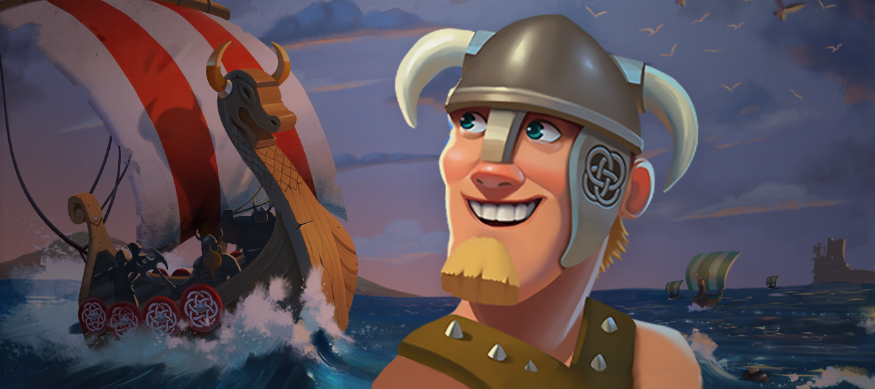 Viking Clash (Push Gaming)